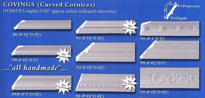 interiors   coving and cornice
